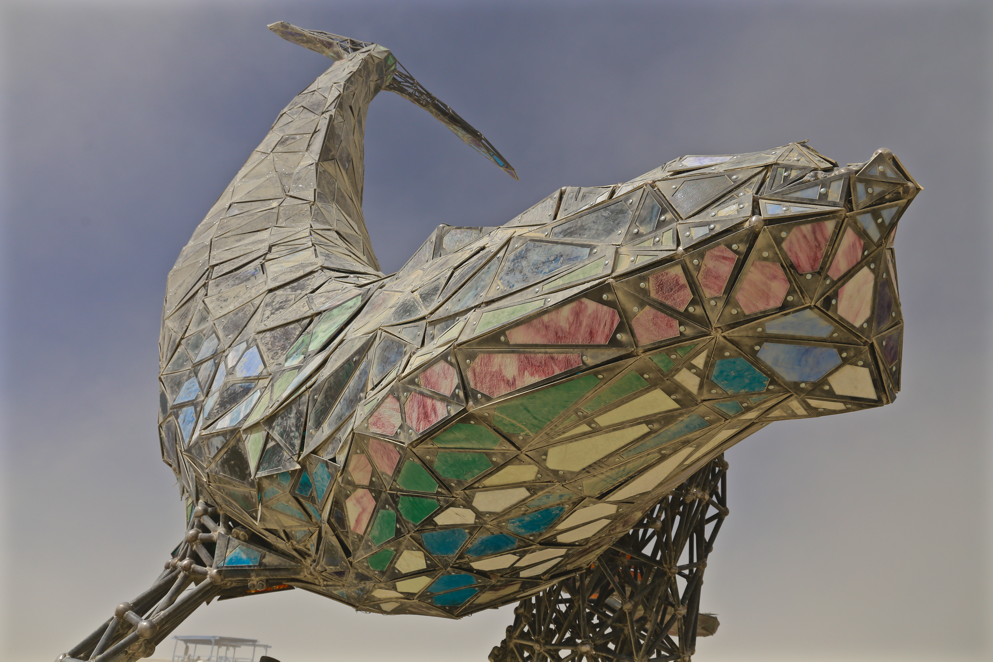 ... Space Whale | Burning Man 2016! | Lost Coast Outpost | Humboldt County